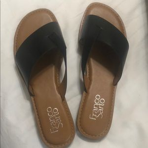 Brand new Franco Sarto sandals